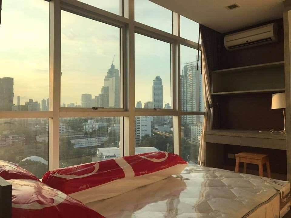 R1453 Nusasiri Grand Condo - 2 bed 2 bath - floor 12