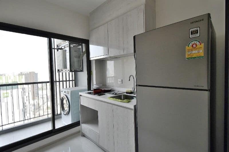 R1411 Life Sukhumvit 48 - 1 bed - floor 30