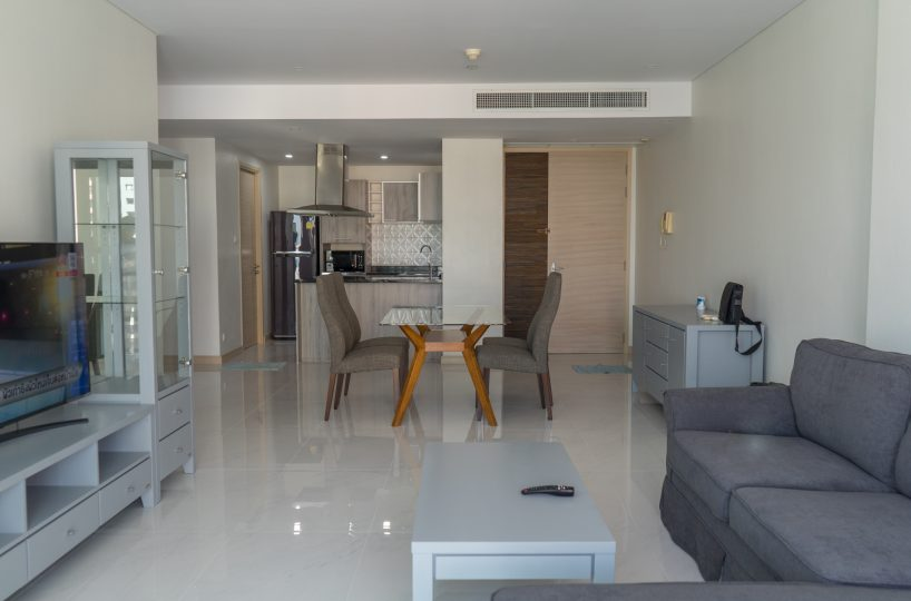 Fullerton Sukhumvit - 2bed 2 bath - floor 11 (11E)