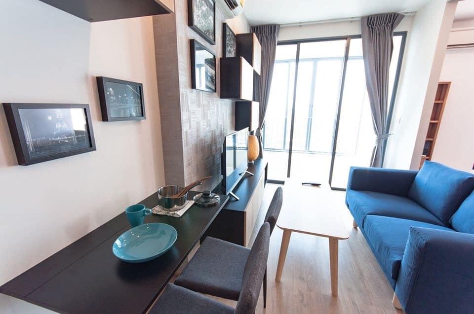 R1403 Ashton Chula Silom - 1 bed - floor 25