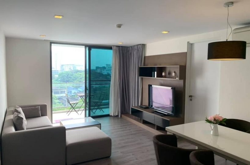 R1439 The Room Sukhumvit 40 - 2 bed 2 bath - floor 4