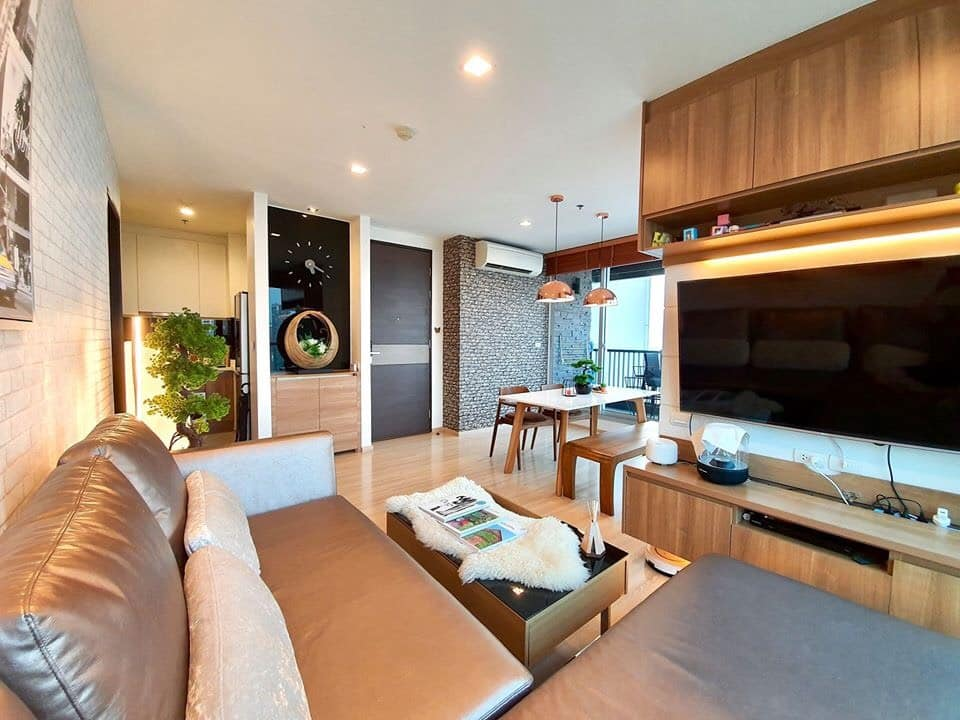R1455 Rhythm Sathorn - 1 bed - floor 32