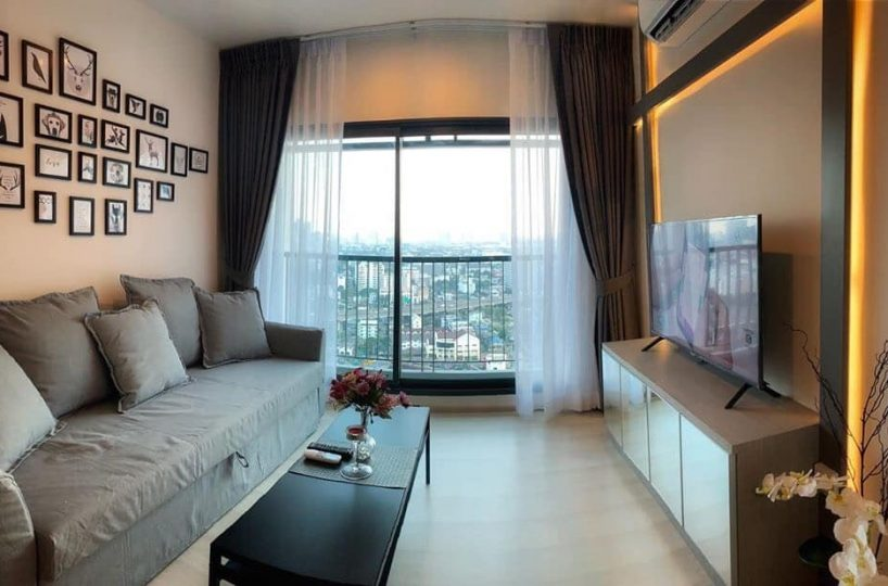 S234 Life Sukhumvit 48 - 1 bed Plus - floor 27