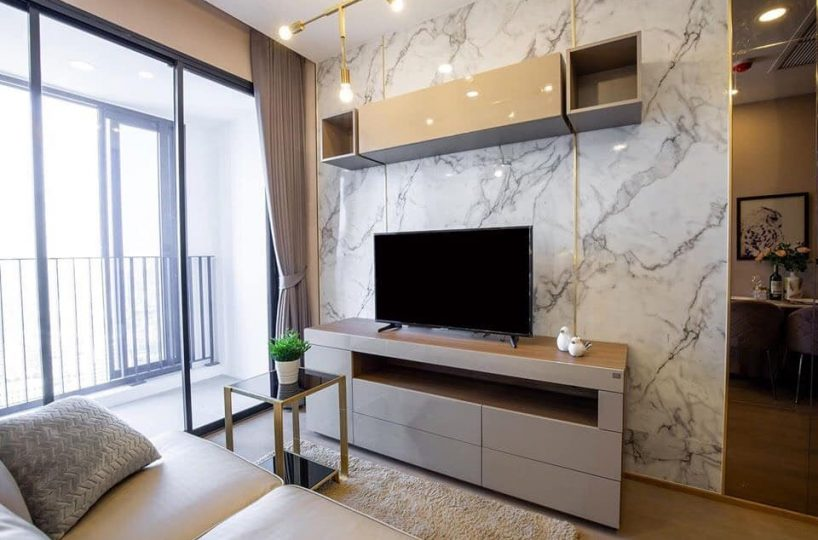 R1429 Ashton Chula Silom - 1 bed - floor 34