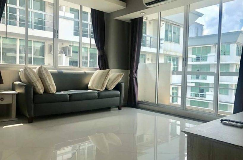 R1443 Waterford Sukhumvit 50 - 2 bed 2 bath - floor 7