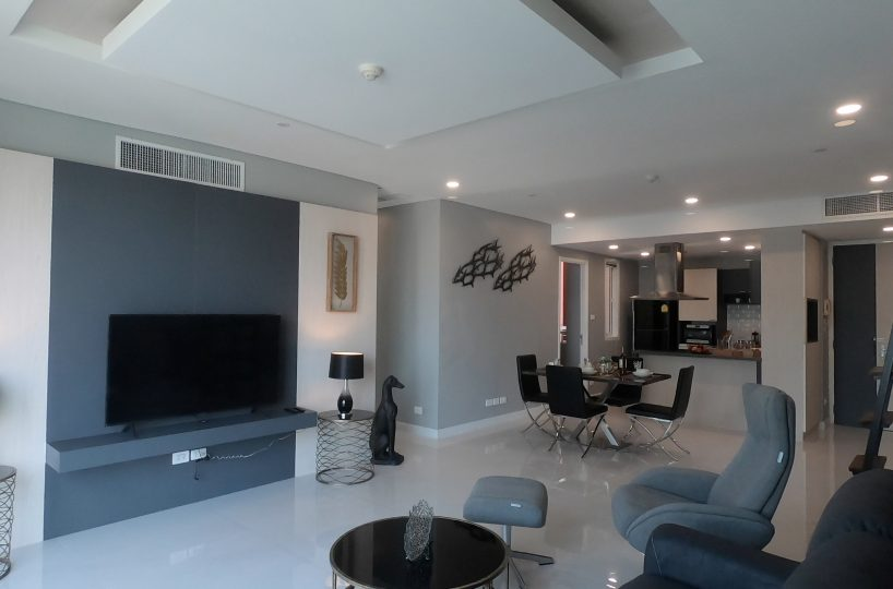 Fullerton Sukhumvit - 3 bed 3 bath - floor 21 (21C)