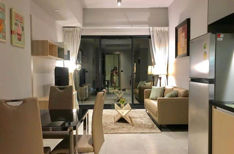 R1441 The Lofts Asoke - 1 bed - Floor 26