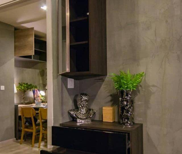 R295 Life Sukhumvit 48 - 2 bed 1 bath - floor 9