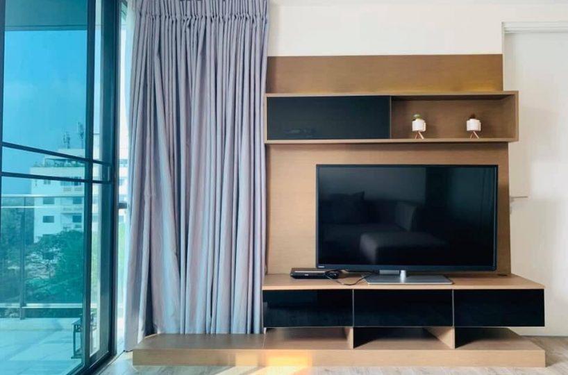R1439 The Room Sukhumvit 40 - 2 bed 2 bath - floor 4