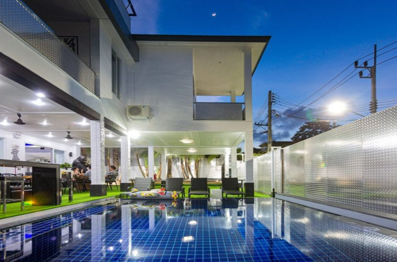 Pool View - Villa Hotel Rawai Phuket - 7 beds 7.5 baths