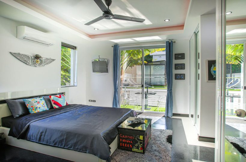 Bedroom 3 - Villa Hotel Rawai Phuket - 7 beds 7.5 baths