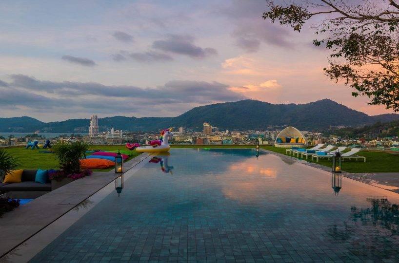 Pool View - Villa Enjoy Patong Beach Phuket