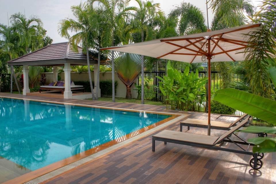 Swimming Pool - Villa NamChai Rawai