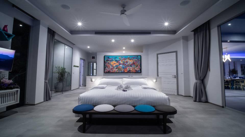 Bedroom - Villa Enjoy Patong Beach Phuket