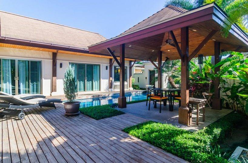Villa NaiHarn Two - NaiHarn Rawai Beach