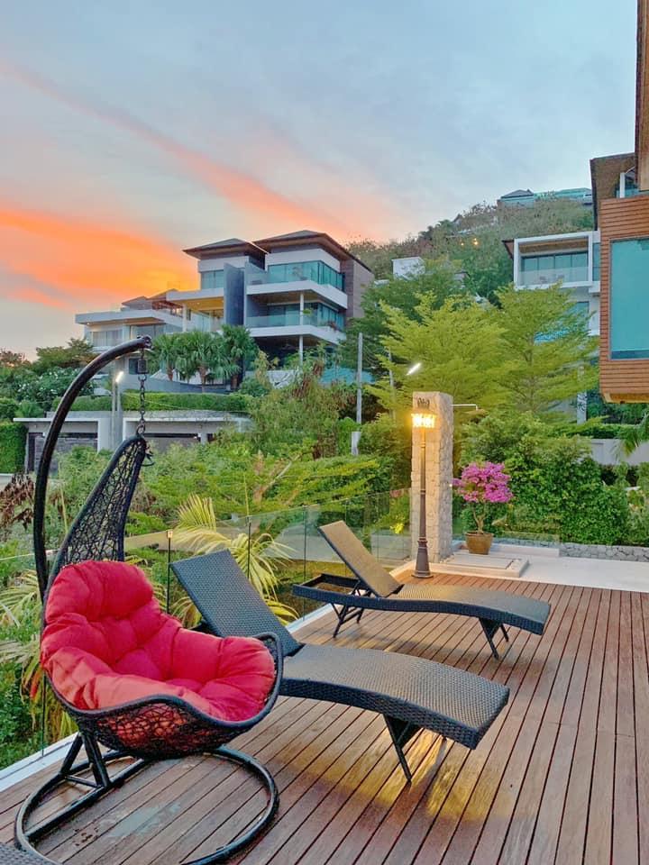 Rawai Pool Villa - Rawai Beach - 5 beds 6 Baths