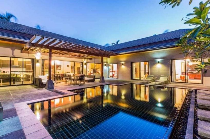 Pool Villa Big Buddha - 5 bed 5 bath