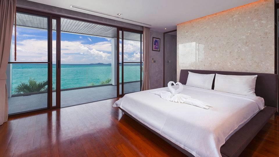 Ocean Views from Bedroom