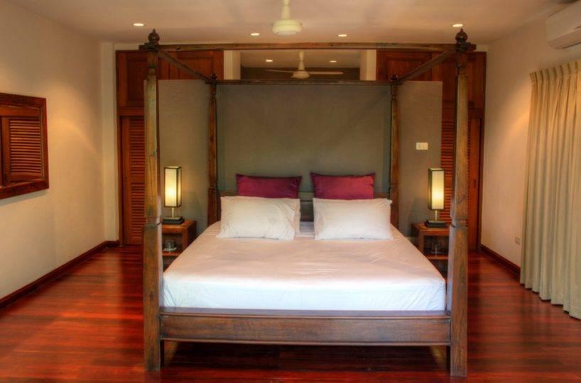Bedroom Junior - Villa NamChai Rawai
