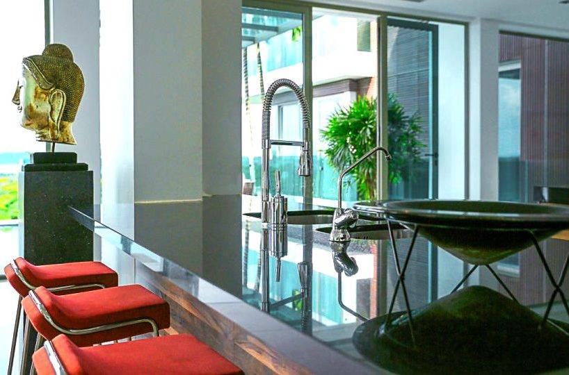 Kitchen Close Up - Villa Dao Tiem