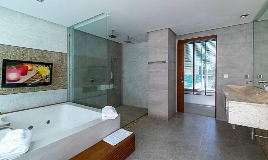 Bathroom 2 - Villa Dao Tiem