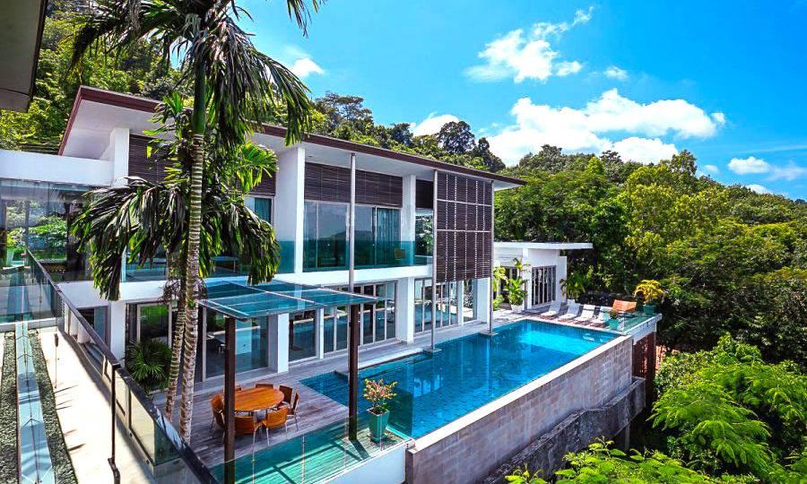 Overview Villa - Villa Dao Tiem