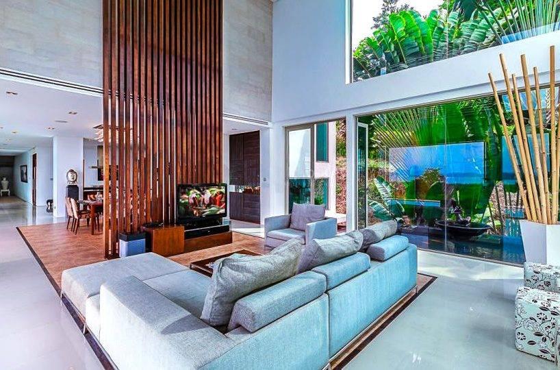Living - Villa Dao Tiem