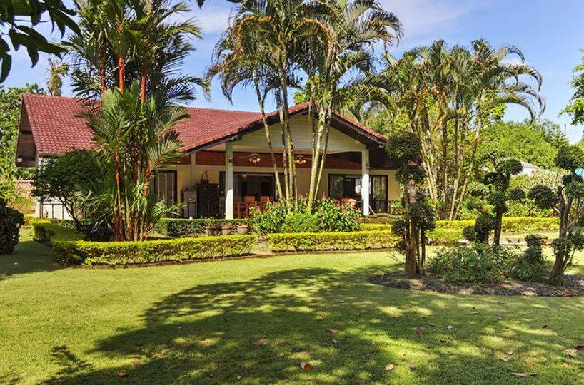 Villa Garden Chalong - 3 bed 4 bath